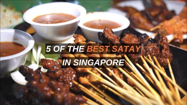 Satay-Singapore