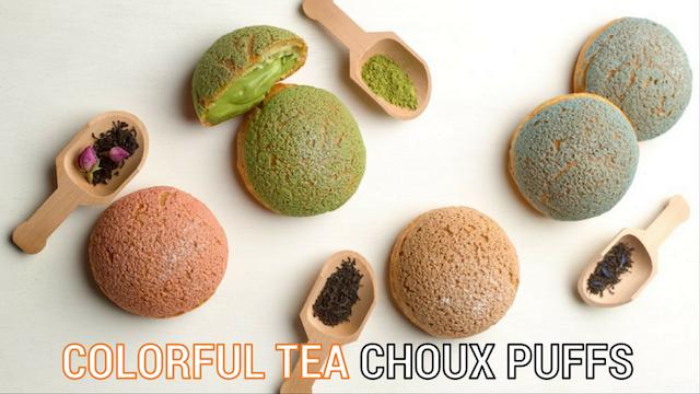 colorful-tea-choux-puffs
